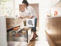 Meble kuchenne - akcesoria - Blum