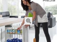 Meble kuchenne - akcesoria - Rejs