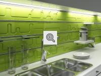 Meble kuchenne - wizualizacje - Proform